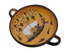 GREEK CERAMIC CHEES GAME