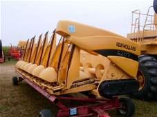 411: New Holland 996 8X Narrow Corn Head