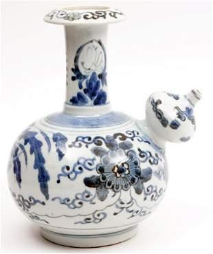 Antique blue/white Chinese porcelain Ghendi