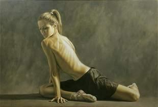 Sergio Martinez (Chilean, 1966), Descanso II,