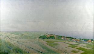 Ferdinand Hart Nibbrig, Amsterdam 1866-1915 Laren, View