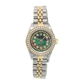 Pre-owned Rolex Lady Datejust 26mm Jubilee