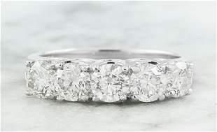 1.90 CTW Diamond 14K White Gold Ring