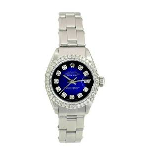 Pre-owned Rolex Datejust 26mm Oyster Band