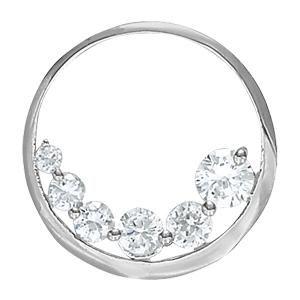 1.16 Carat Diamond Engagement 14K White Gold Journey