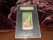 1909-11 American Caramel E90-1 Roy Hartzell (Fielding)
