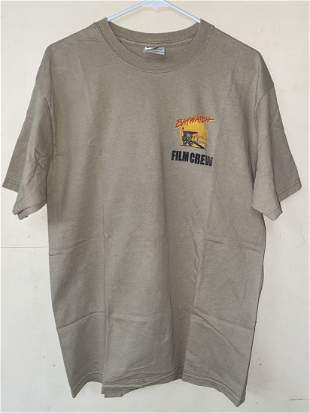 BAYWATCH FILM CREW TEE SHIRT