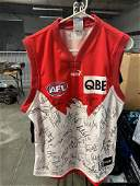AUSTRALIAN FOOTBALL LEAGUE JERSEY
