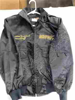 HOFF'S PERSONAL TEAM KNIGHT RIDER RACING JACKET