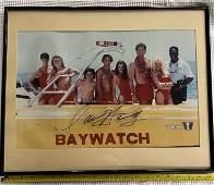 BAYWATCH CAST PHOTO