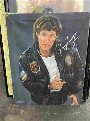 PAINTING OF THE HOFF