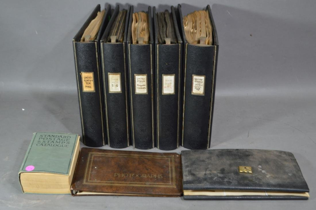 LARGE STAMP LOT INCLUDES MINT BLOCKS, SHEETS , US AND