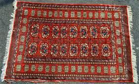 ANTIQUE PERSIAN RUG 72 x 48 12