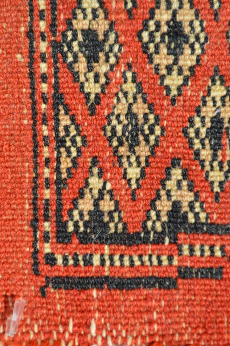 """ANTIQUE PERSIAN RUG. 72"""" x 48 1/2"""" - 4"""