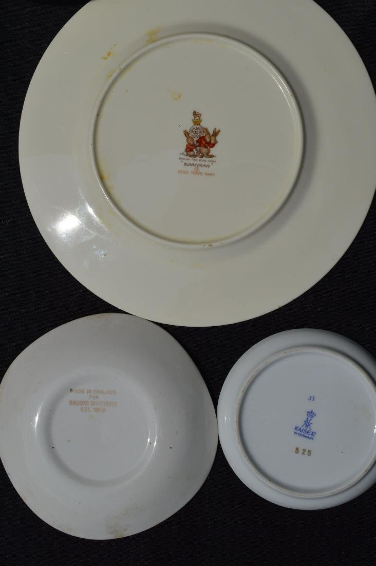 20 PIECES OF PORCELAIN, KAISER , CHASE, ROYAL DOULTON - 2