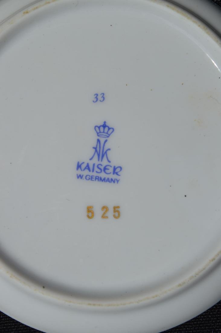20 PIECES OF PORCELAIN, KAISER , CHASE, ROYAL DOULTON - 5