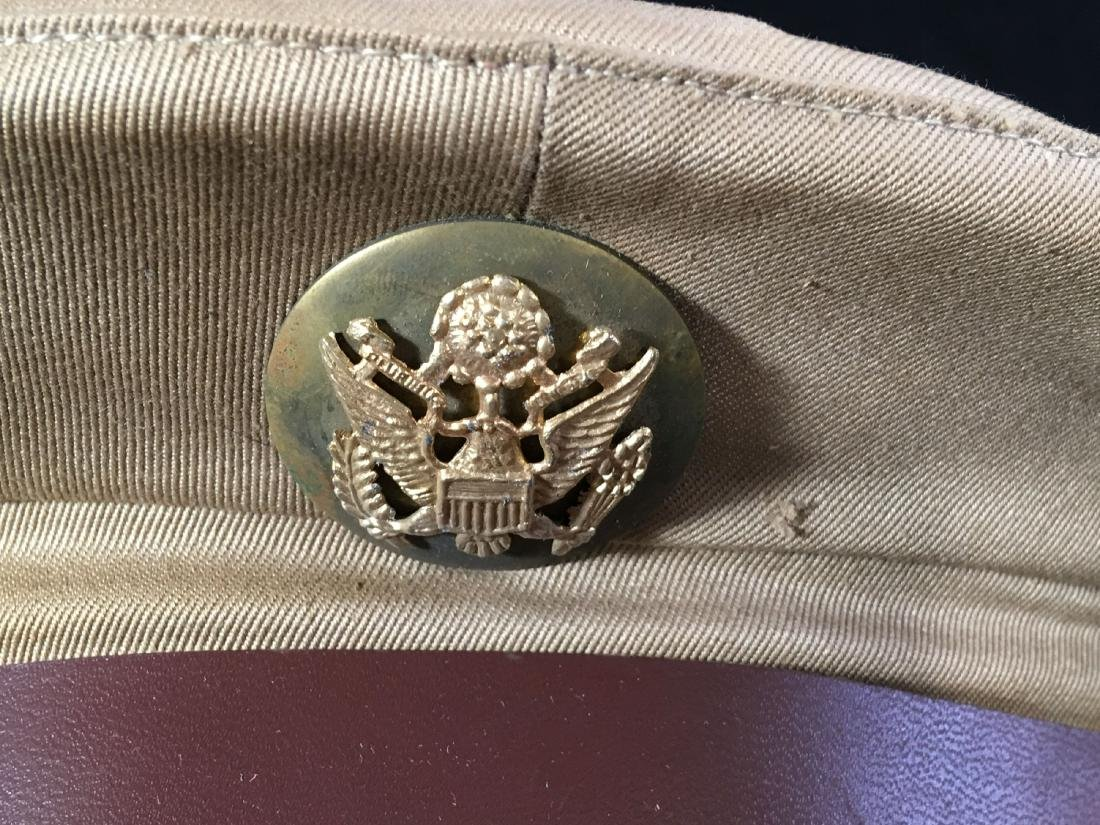 WW2 MILITARY HATS AND UNIFORMS - 2