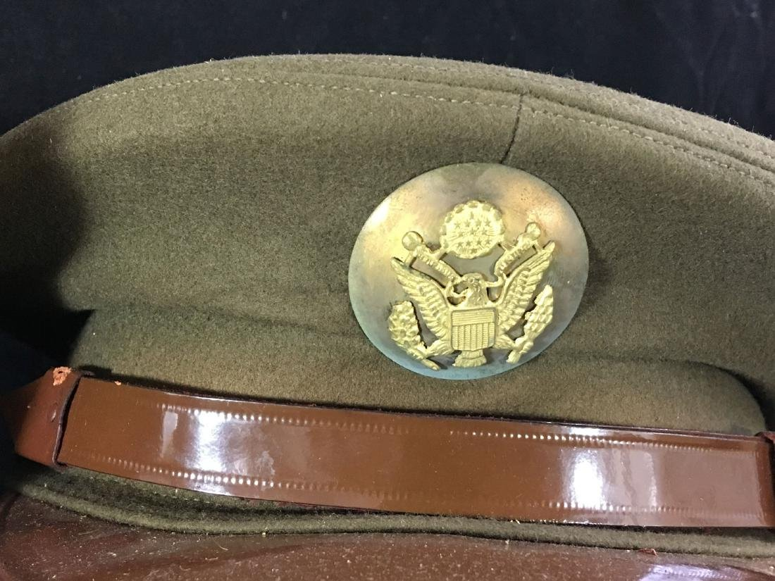WW2 MILITARY HATS AND UNIFORMS - 3