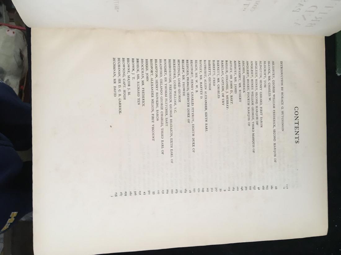 BRITISH SPORTS AND SPORTSMAN 2 VOLUMES - 5