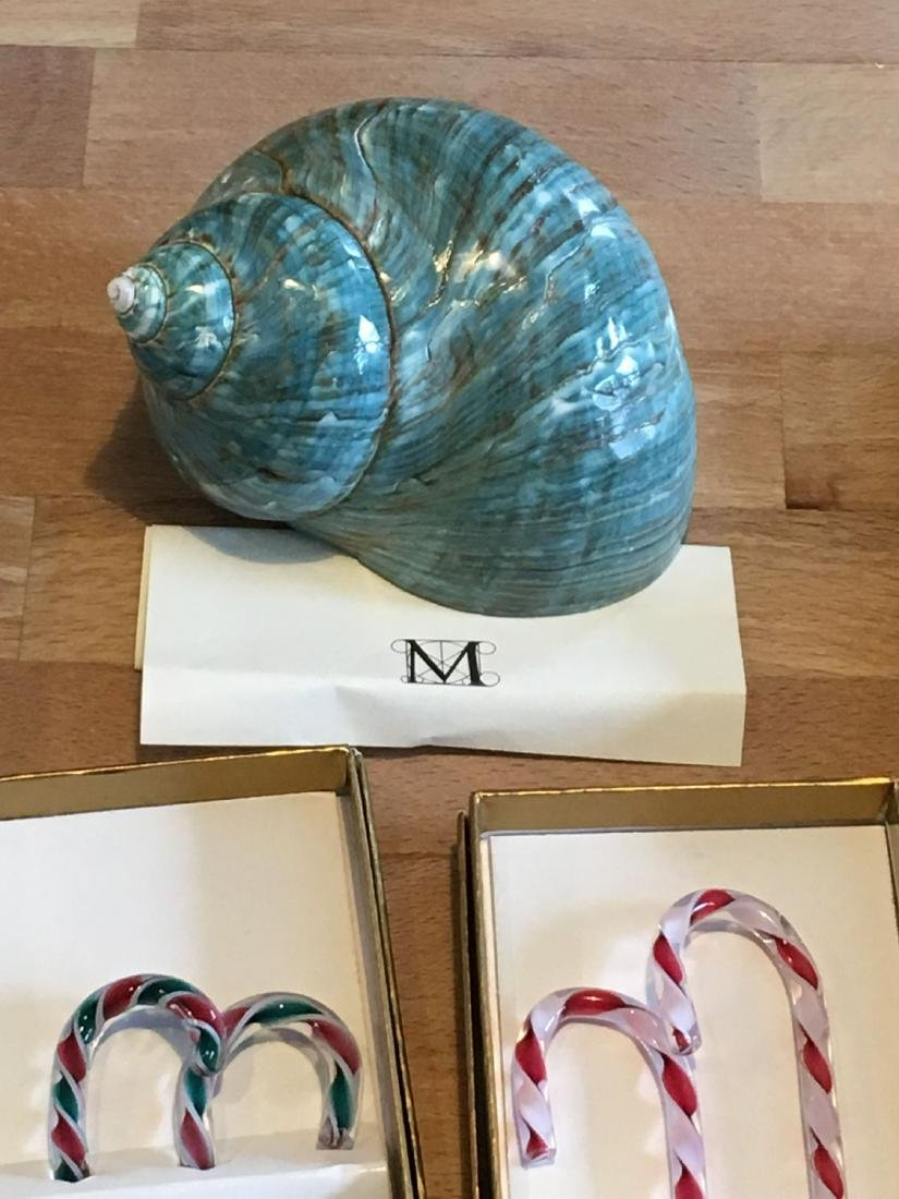 MIB  STERLING AND CRAFTED ORNAMENTS AND JEWELRY - 5
