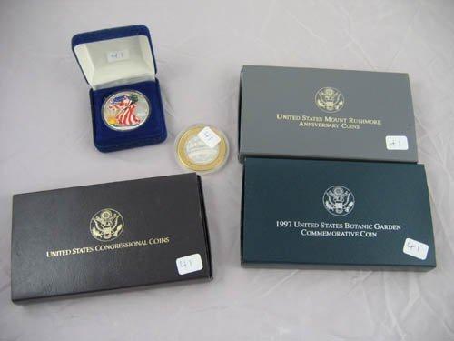 95141: U.S. congressional coins