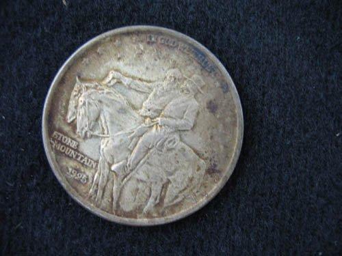 919106: 1925 STONE MOUNTAIN COMMEMORATIVE 1/2 DOLLAR