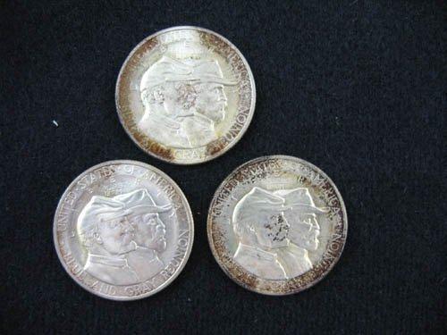 919108: 1936 GETTYSBURG COMMEMORATIVE 1/2 DOLLAR SET IN