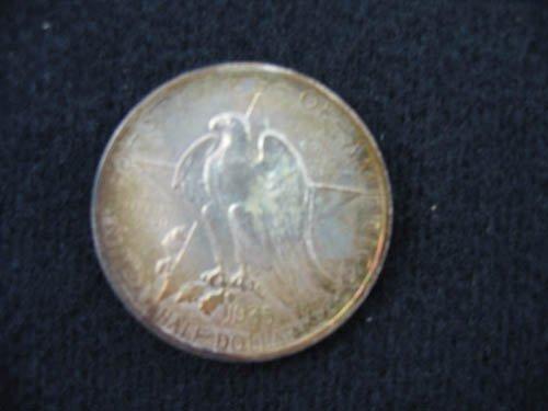 919110: 1935 B TEXAS COMMEMORATIVE 1/2 DOLLAR