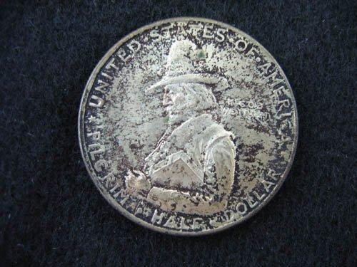 919123: 1920 PILGRIM 1/2 DOLLAR