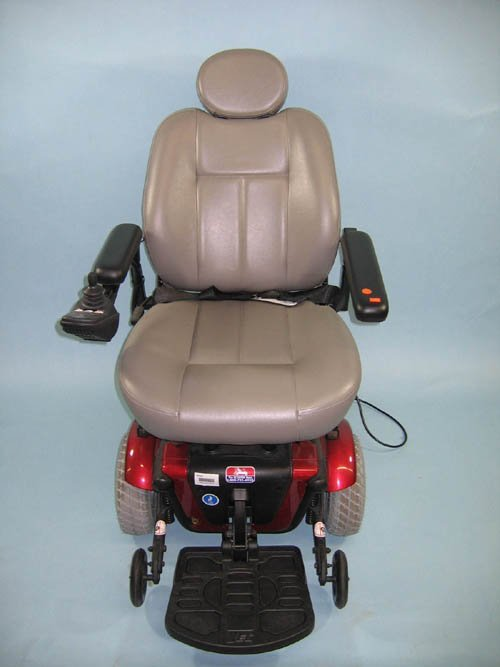 929102: JET 3 ULTRA POWER CHAIR (NEW) MINT CONDITION