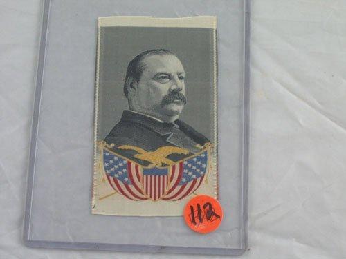 "19112:  CLEVELAND CAMPAIGN RIBBON (4 1/4""X 2 1/2"")"