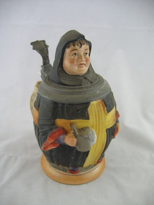 210006: DRGM FRIAR CHARACTER STEIN