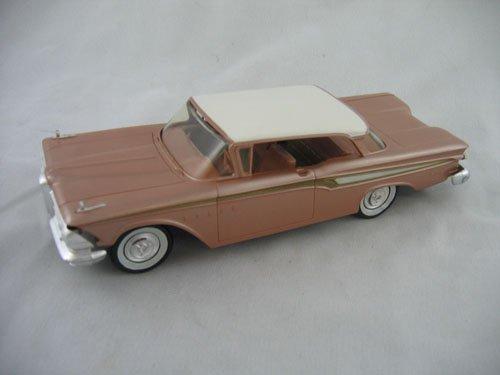 416104: 1959 EDSEL DEALER PROMO CAR