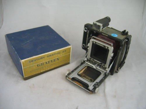 507113: GRAFLEX 23 WITH GRAFLOCK BACK IN BOX
