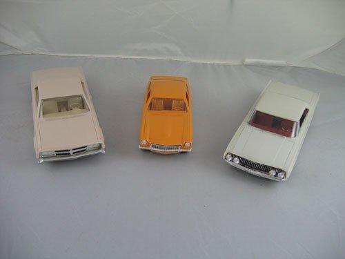 1119109: 3 DEALER PROMO CARS; 1964 GREY MERCURY PARK LA
