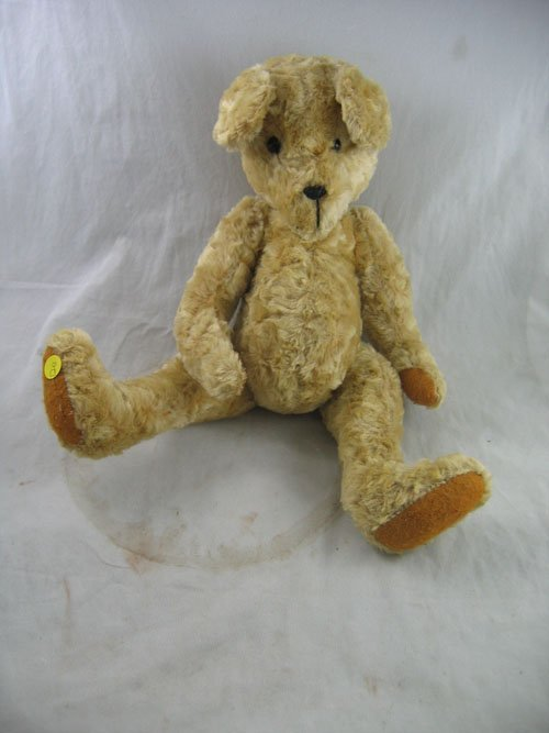 1217120: ILENE HECKEL TEDDY BEAR 2007 SERIES B