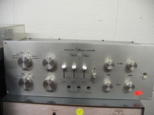 1217138: MARANTZ MODEL 7T AMPLIFIER