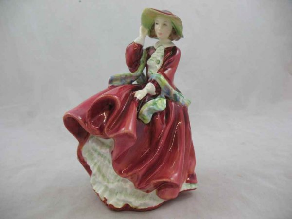 "930103: ROYAL DOULTON ""TOP OF THE HILL"" HN1857 1937"