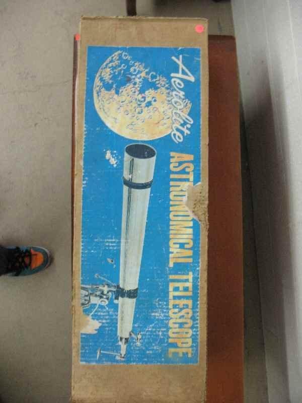 421118: AEROLITE ASTRONOMICAL TELESCOPE