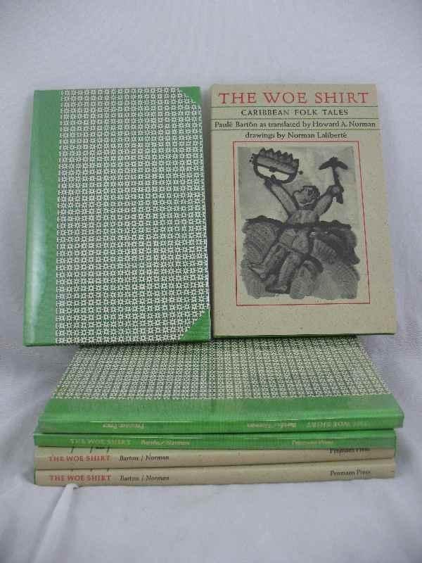 "915016: ""THE WOE SHIRT"" BY BARTON/NORMAN M. MCCURDY PEN"