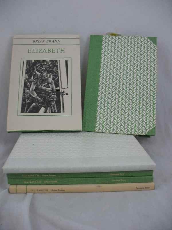 915017: (6) COPIES OF ELIZABETH BY BRIAN SWANN, MCCURDY