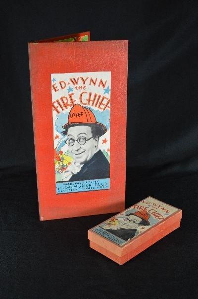 8290023: Ed Wynn the Fire Chief board game