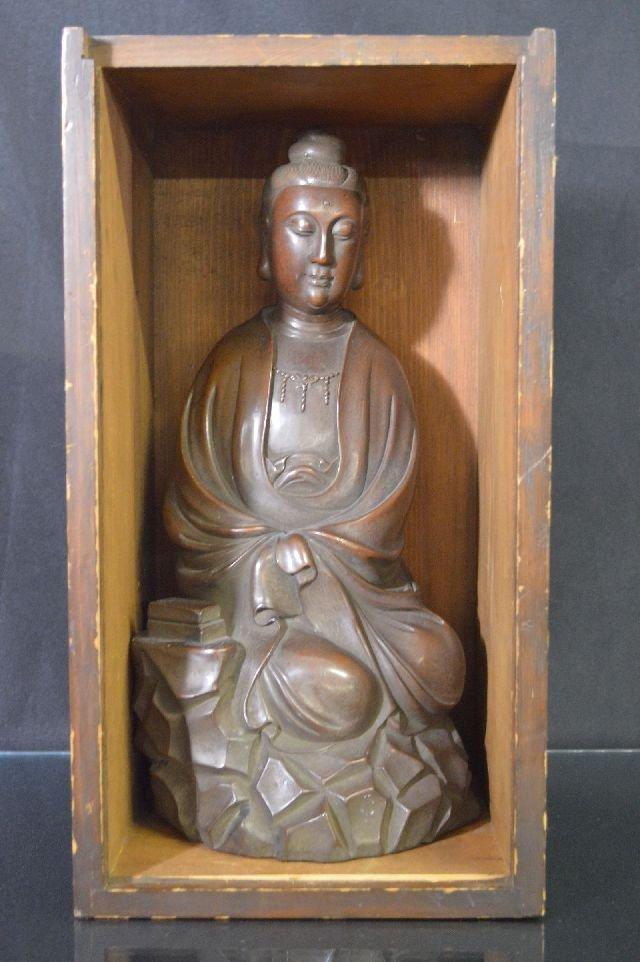 8290137: bronze statue