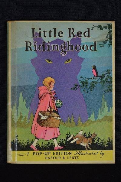 8290176: Little Red Riding Hood pop up book 1920