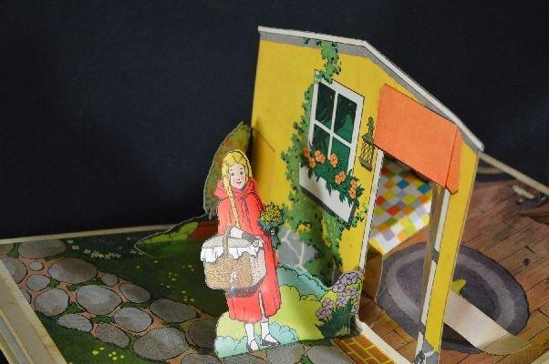 8290176: Little Red Riding Hood pop up book 1920 - 2