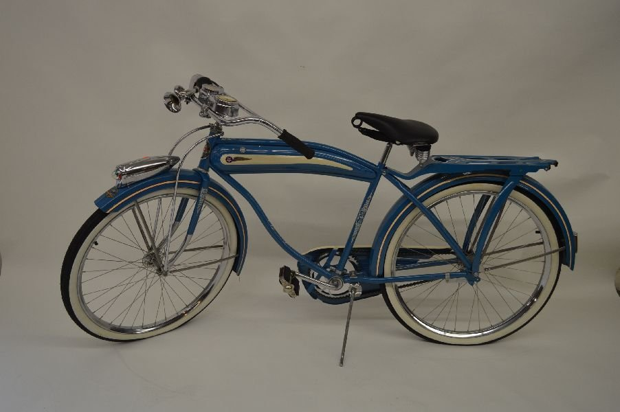 80004: 125TH ANNIVERSARY COULMBIA BICYCLE IN MINT CONDI