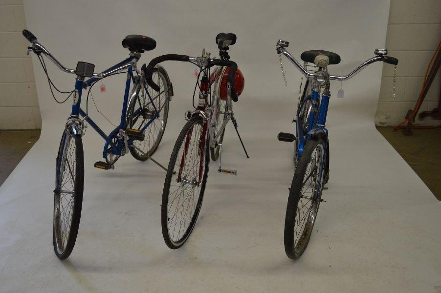 80006: 3VINTAGE BICYCLES