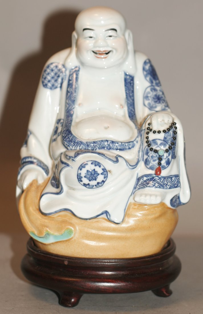 Chinese Antique Porcelain Figure