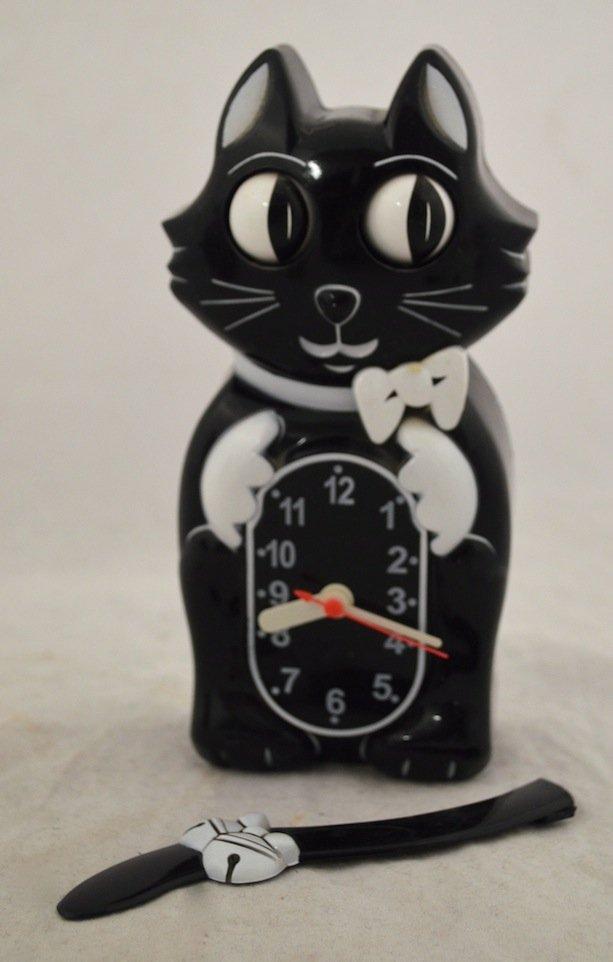 Vintage Toys- Cat Clock, Mattel 1952 Alarm Clock, Pail - 2