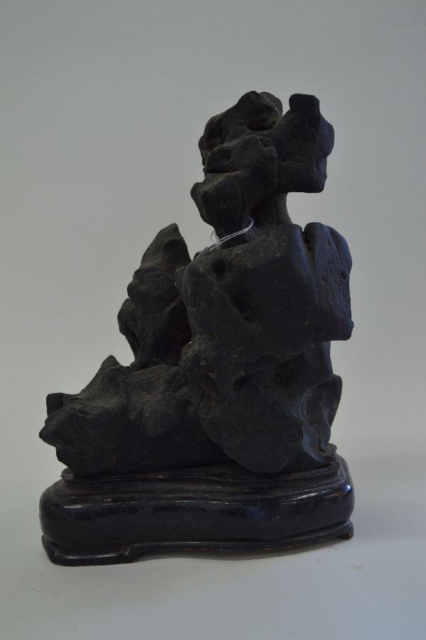 Chinese Scholar's Stone 14''